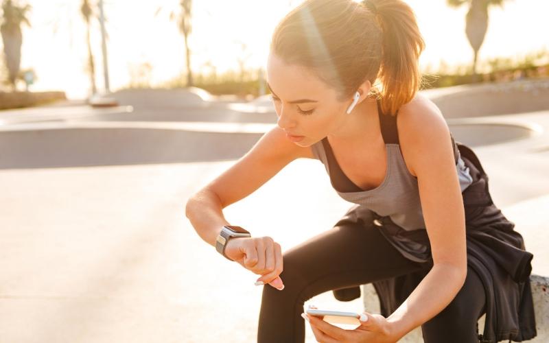 Sport et smartphone