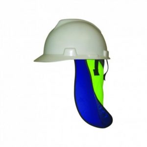 Tête et Protège-nuque pour casque